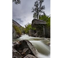 Little Cottonwood River Photographic Print