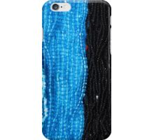 Colorful Glass Beads iPhone Case/Skin