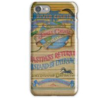 Jungle Cruise (Version 2) iPhone Case/Skin