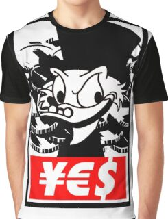 YES ! Graphic T-Shirt