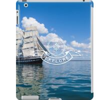 Explore!! iPad Case/Skin