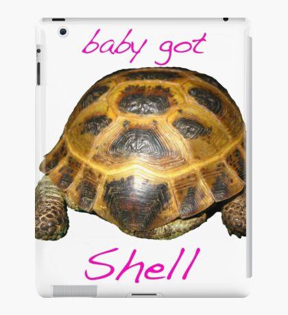 Tortoise - Baby Got Shell iPad Case/Skin