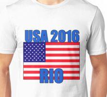 USA 2016 RIO Olympics Unisex T-Shirt