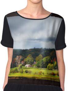 Countryside  Chiffon Top
