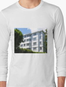 London Deco: Residences - Stanbury Court 2 Long Sleeve T-Shirt