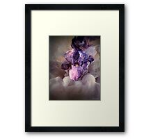 Birth of Iris Framed Print