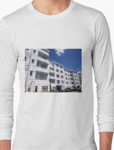 London Deco: Residences - Stanbury Court 1 Long Sleeve T-Shirt