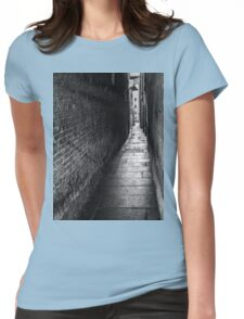 Alleyway 1 Womens Fitted T-Shirt
