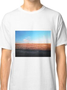 Passing Through Oil Country Classic T-Shirt