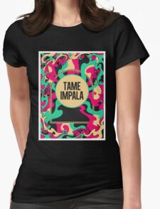 tame impala merch  Womens Fitted T-Shirt