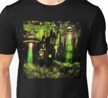 ufo invasion Unisex T-Shirt