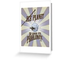 Firefly: Ice Planet Greeting Card