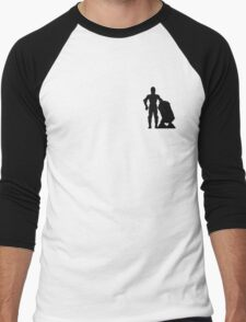 BEST FRIENDS  Men's Baseball ¾ T-Shirt