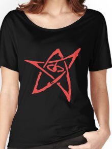 Elder Sign (Transparent Background) Women's Relaxed Fit T-Shirt