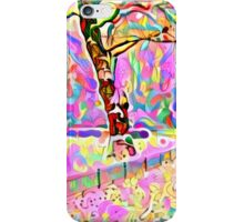Color My World Happy iPhone Case/Skin