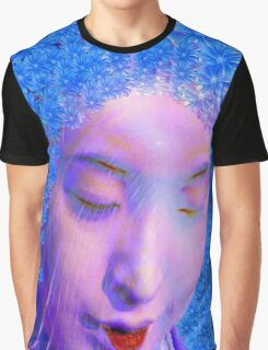 Flower Dream Graphic T-Shirt