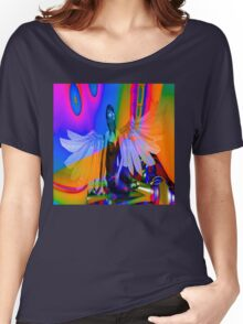 Flying Dream Women's Relaxed Fit T-Shirt