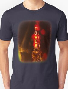 Tower Theater, Upper Darby Unisex T-Shirt