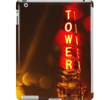 Tower Theater, Upper Darby iPad Case/Skin
