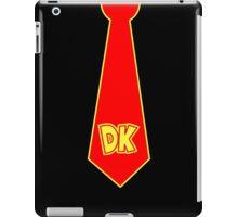 donkey kong tie  iPad Case/Skin