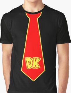 donkey kong tie  Graphic T-Shirt