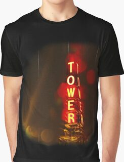 Tower Theater, Upper Darby Graphic T-Shirt