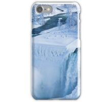 Niagara Falls In Winter iPhone Case/Skin