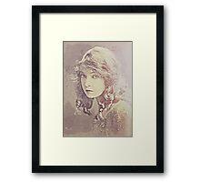 Lilian 2 Framed Print