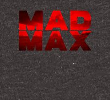 Mad Max Red Letters  Unisex T-Shirt