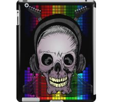 Skull, Guitars and Rock and Roll! iPad Case/Skin