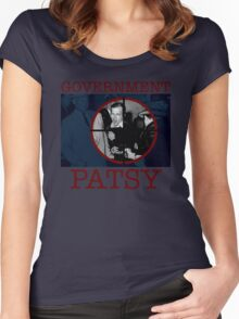 Government Patsy Women's Fitted Scoop T-Shirt