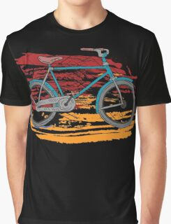 Bicycles - Rideable Art Graphic T-Shirt