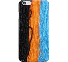 Strands of Glass Beads iPhone Case/Skin