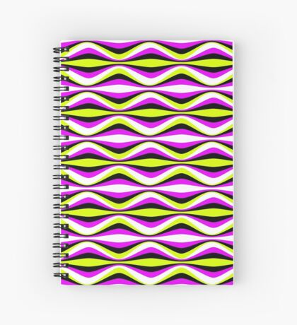 Red Sea Spiral Notebook