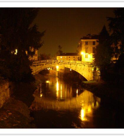 Ponte San Michele Sticker