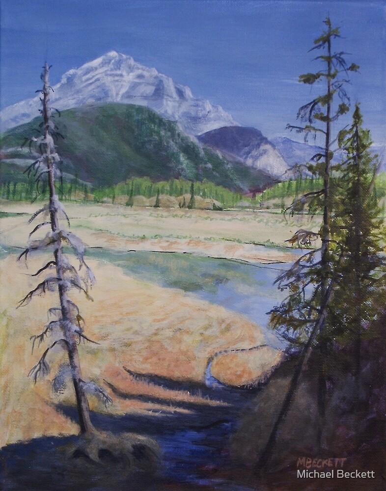 Mountain Marsh by Michael Beckett