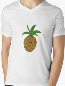 Fineapple.  Mens V-Neck T-Shirt