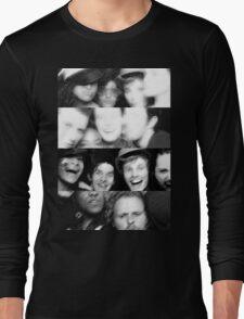 Merlin Cast ~ Photogenic  Long Sleeve T-Shirt