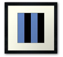 5th Avenue Stripe No. 4 Framed Print