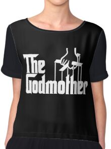 The God Mother Chiffon Top