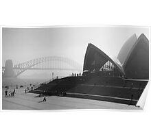 Smokey Saturday in Sydney #2 Poster
