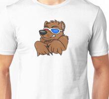 Party Bear - Brown Unisex T-Shirt