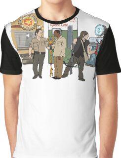 The Walkind Nazi Zombie Slayers 2.0 Graphic T-Shirt