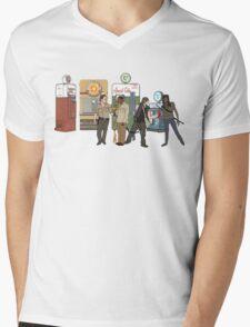 The Walkind Nazi Zombie Slayers 2.0 T-Shirt
