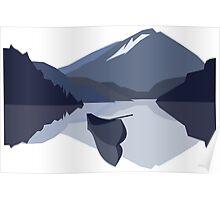 Snowdonia Inspiration  Poster