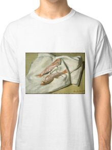 Claude Monet - Red Mullets,  Impressionism Classic T-Shirt
