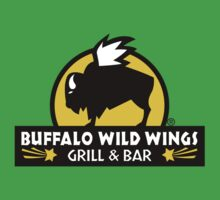 Buffalo Wild Wings Baby Tee