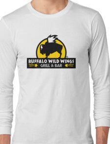 Buffalo Wild Wings Long Sleeve T-Shirt