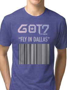 GOT FLY in DALLAS Tri-blend T-Shirt