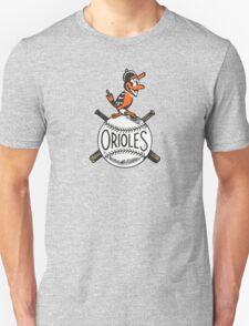 Vintage Orioles Logo Unisex T-Shirt